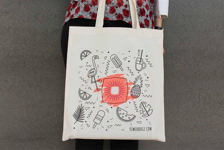 impression tote bag lyon